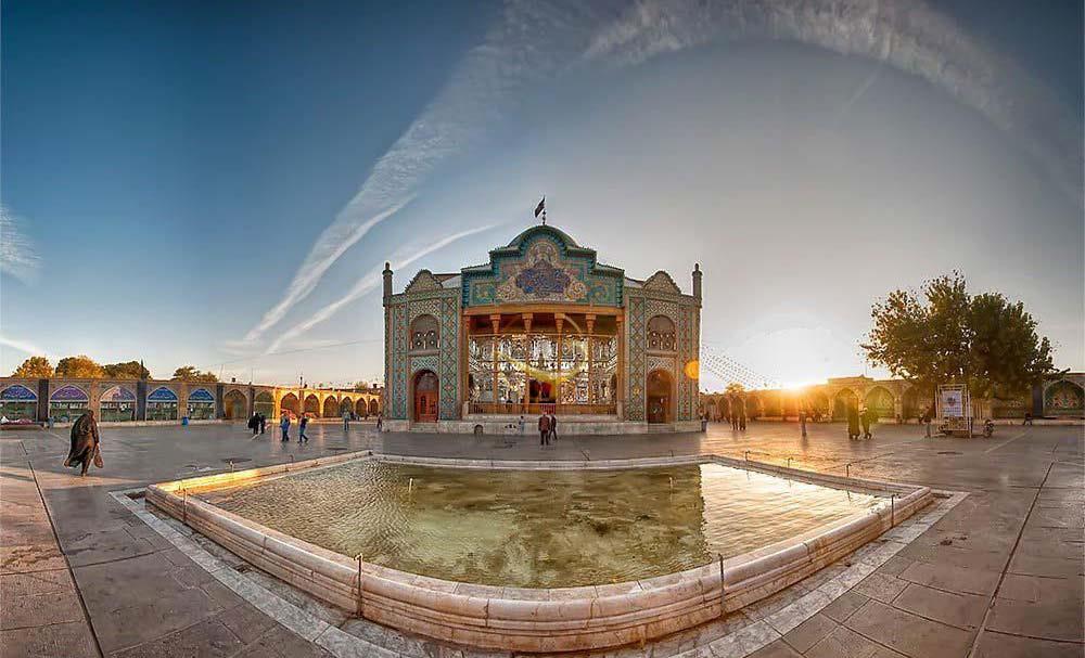 Imamzadeh Hossein ,Qazvin ,Iran