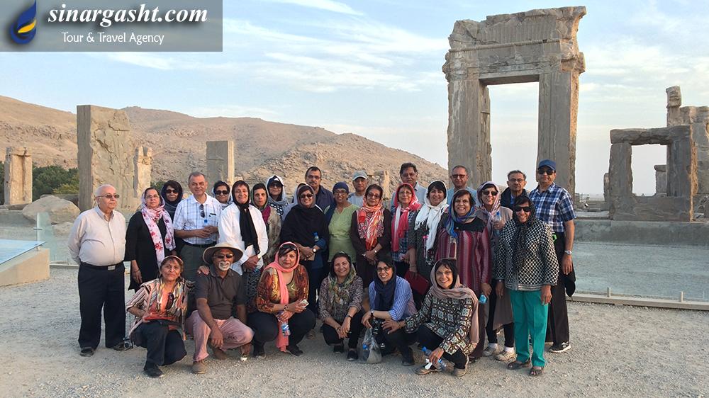 Persepolis, Fars Province,Iran.