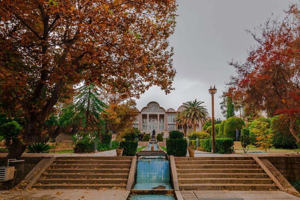 Eram botanical Garden- Shiraz- Iran.