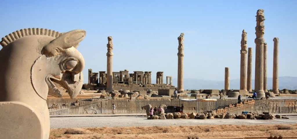 Persepolis, fars province, Iran.