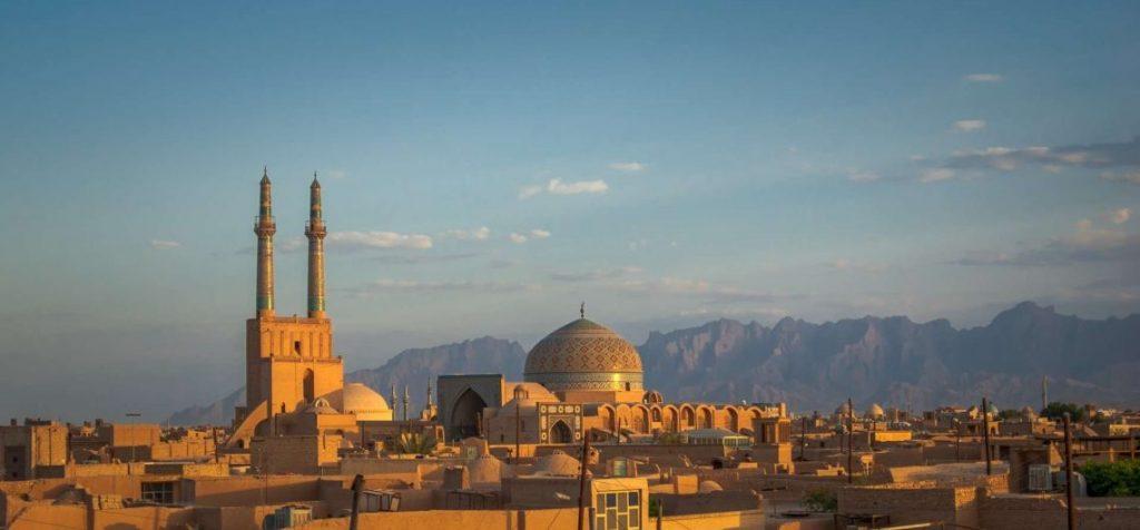 Yazd Province, Iran.