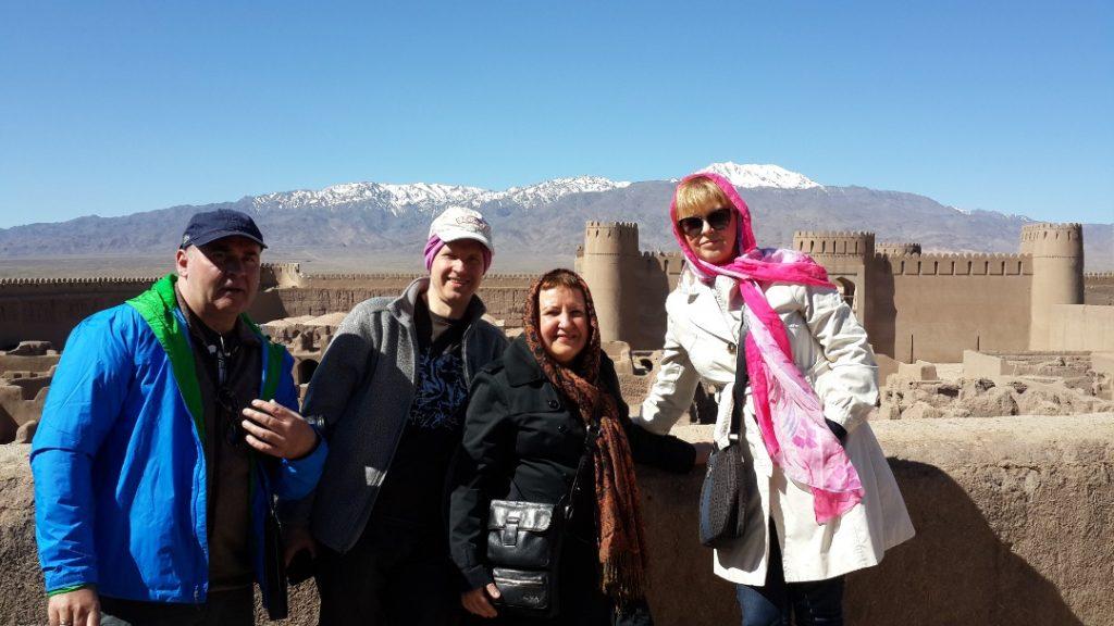 Rayen Citadel, Kerman, Iran