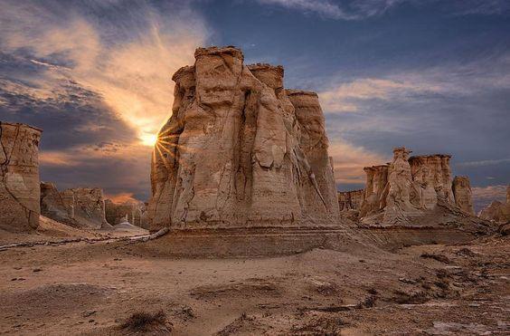 Star Valley, Qeshm Island, Hormozgan.Iran